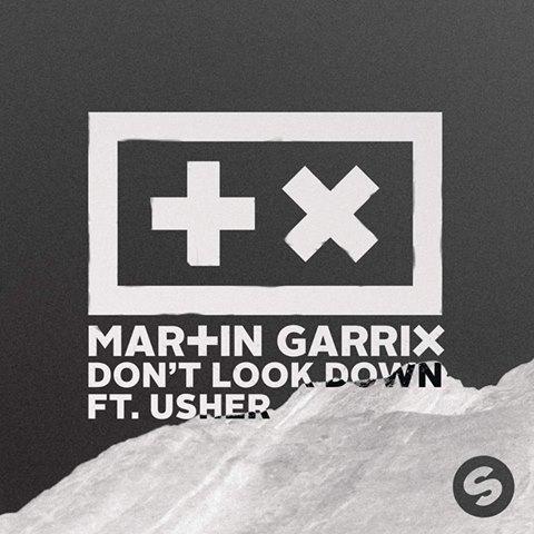 "Martin Garrix ft. Usher ""Don't Look Down"""