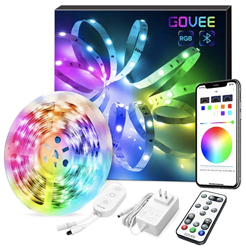 Rave LED Strip Lights