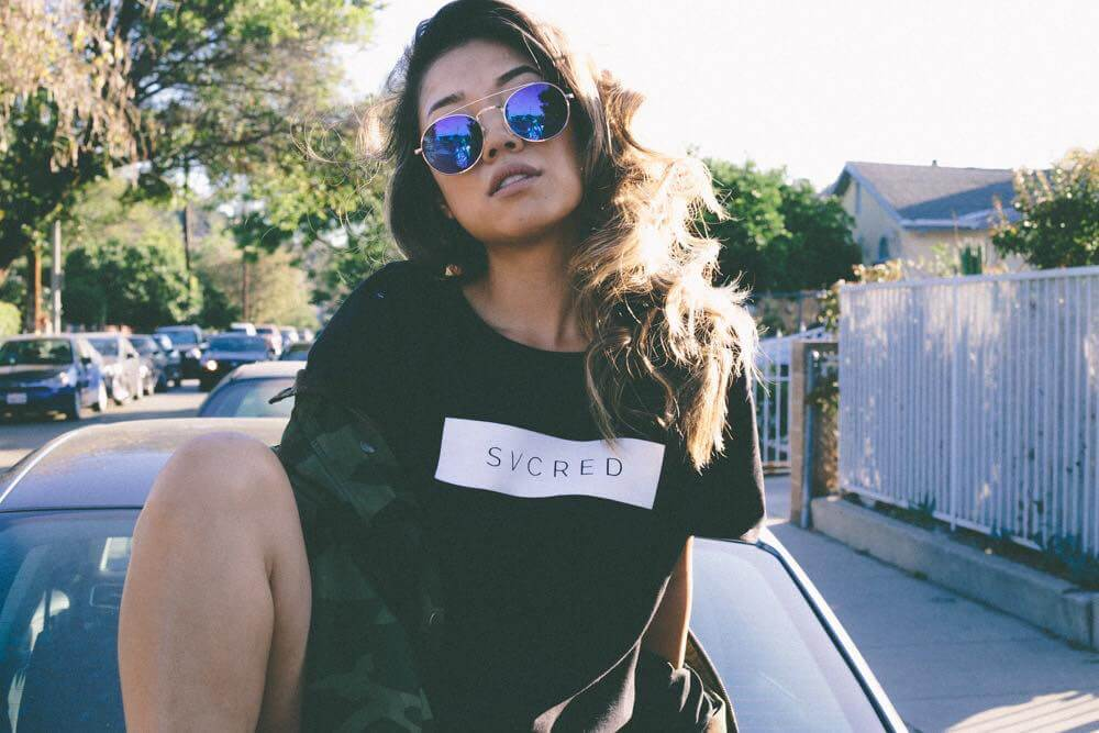 New EDM Streetwear Brand Svcred Is Gritty, Raw and Authentic