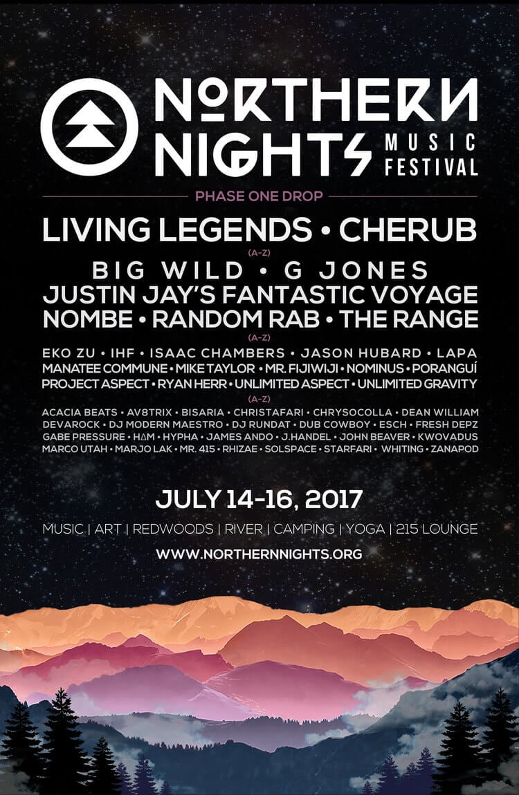 Northern Nights Music Festival