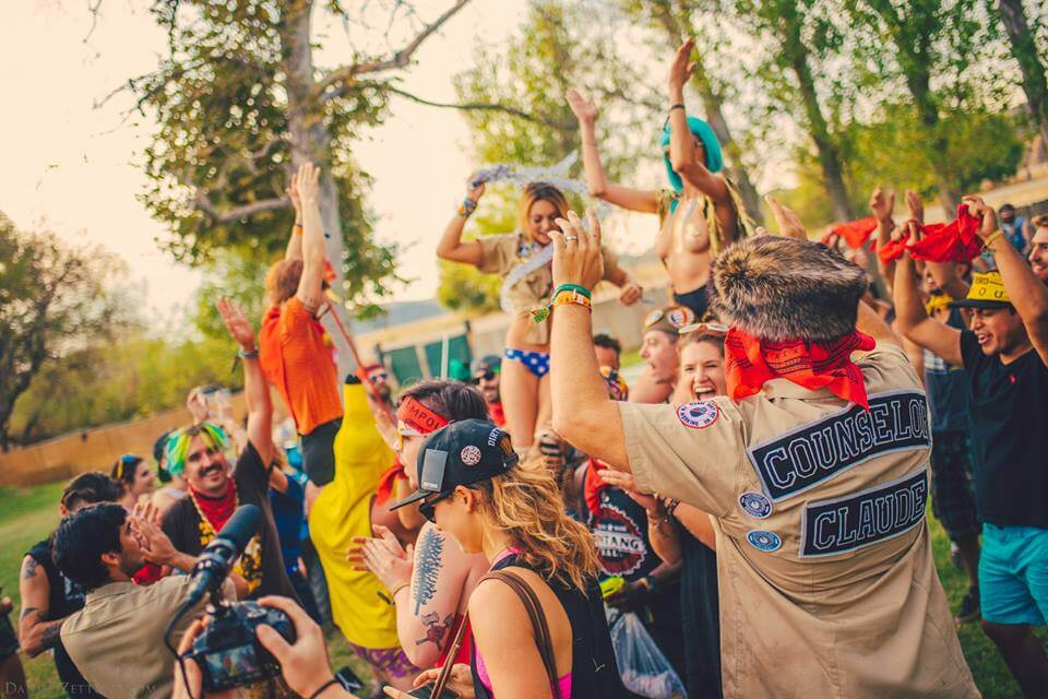 Dirtybird Campout