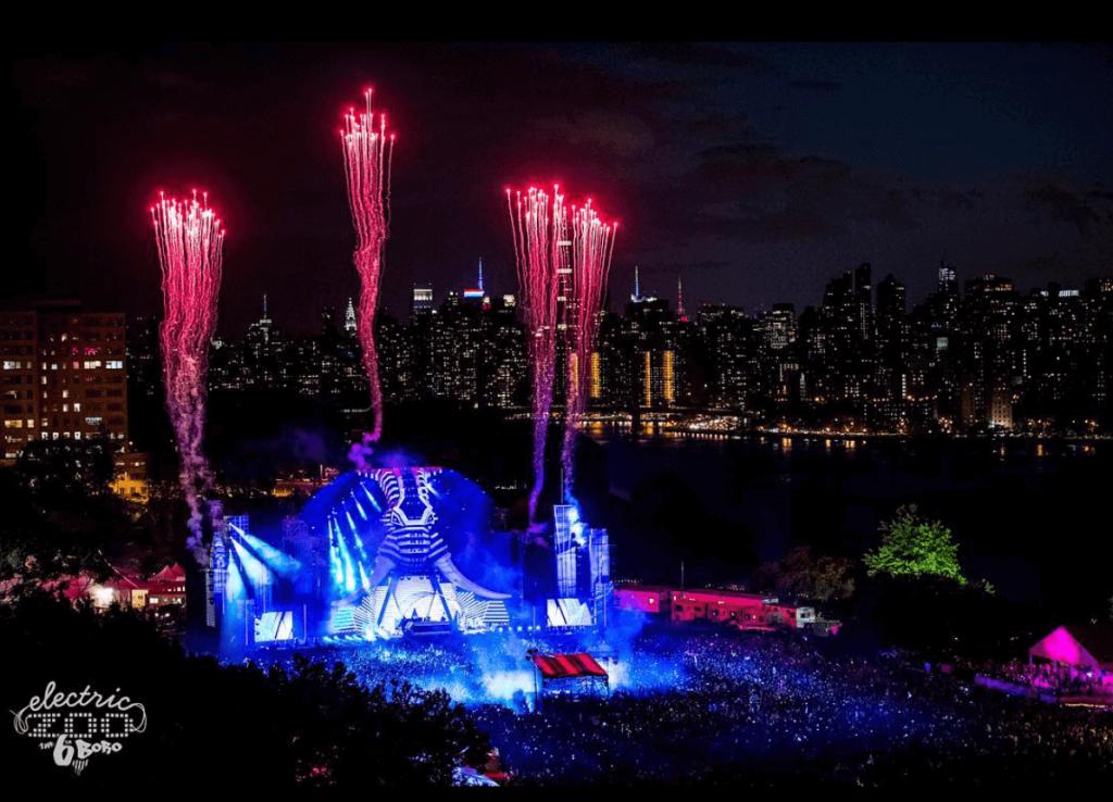Electric Zoo, New York 2017