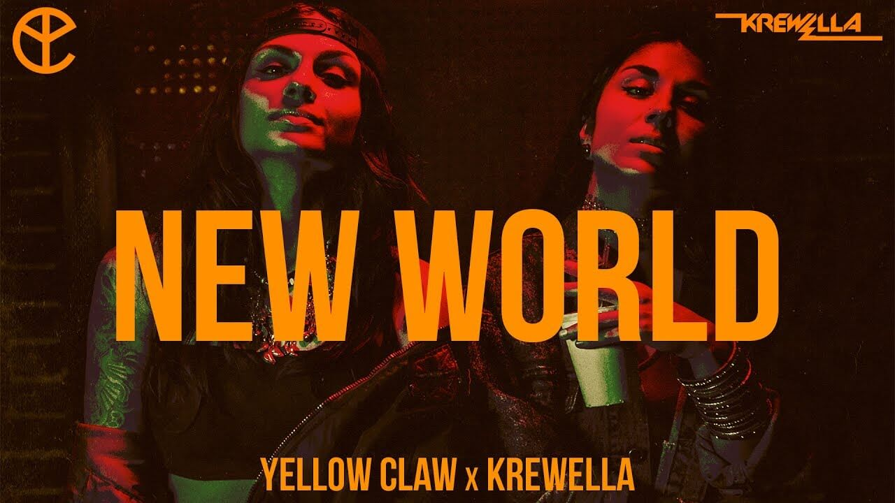 Krewella and Yellow Claw