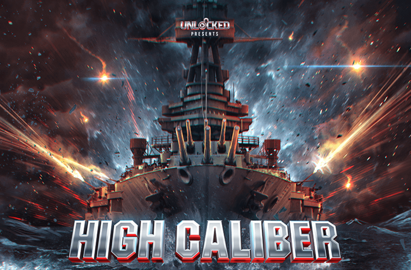 Unlocked Presents High Caliber