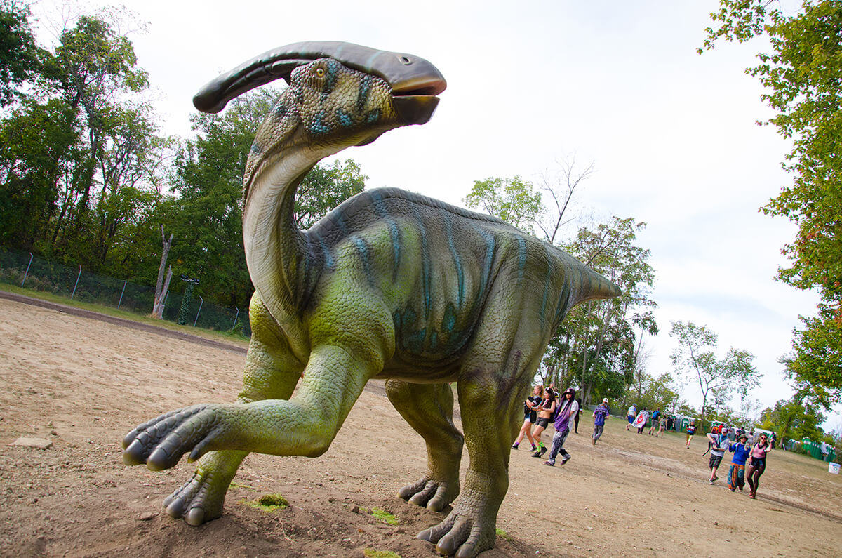 Lost Lands Dino