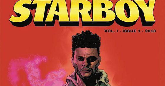 Star Boy Comic Book