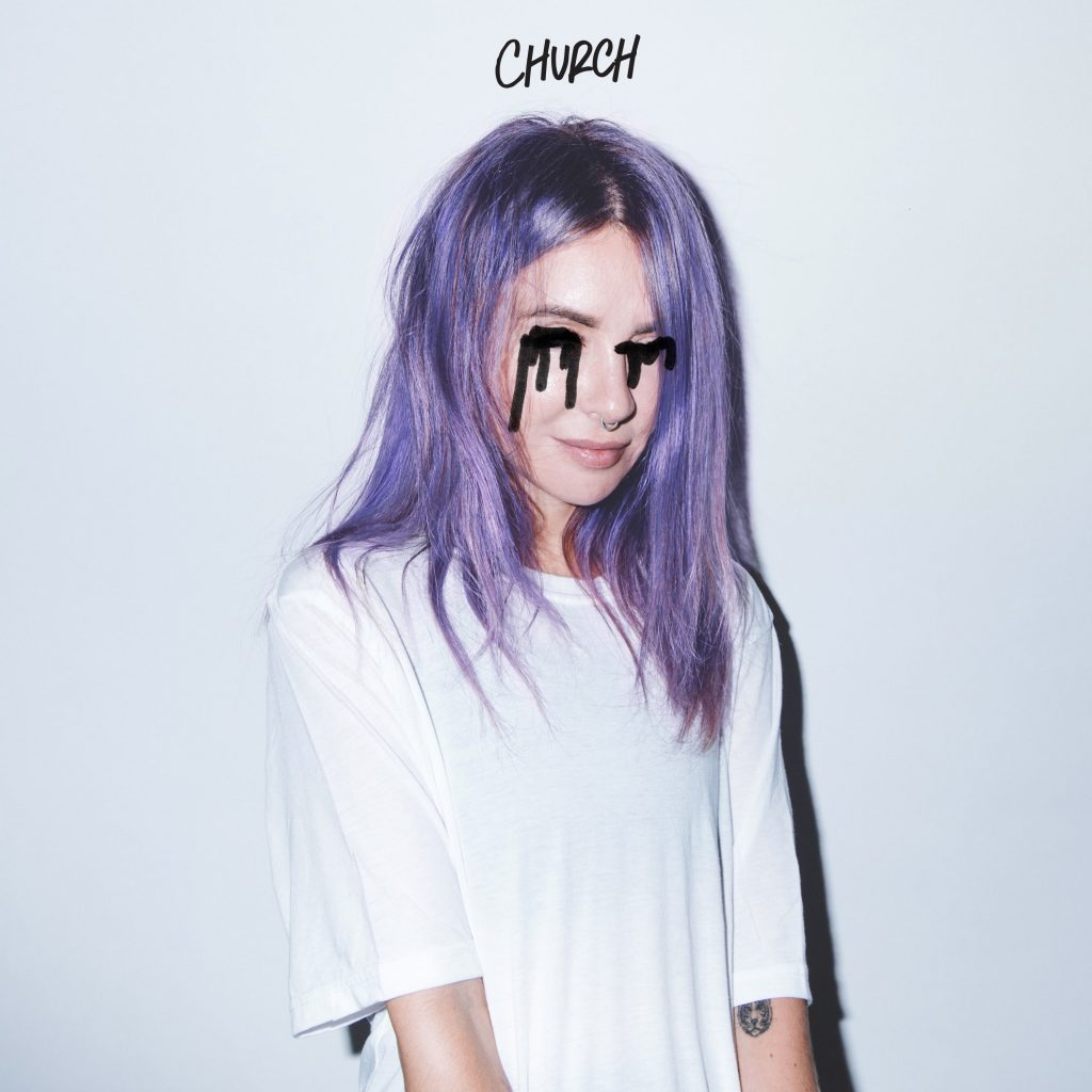 "ALISON WONDERLAND RETURNS WITH HER NEW SINGLE ""CHURCH"""
