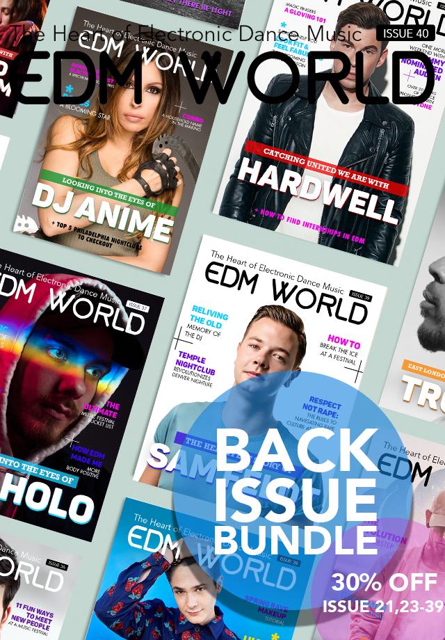 Back Issue Bundle 21, 23-39
