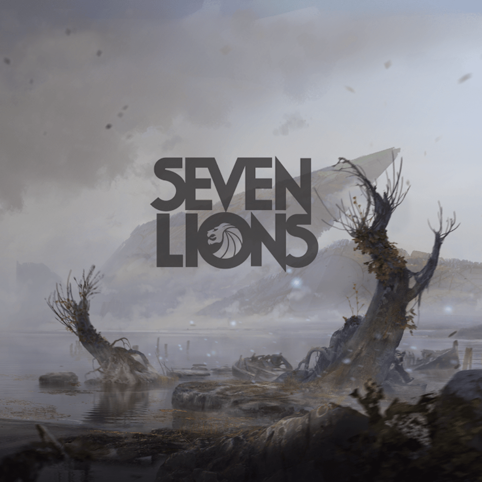 seven lions start again ep cover
