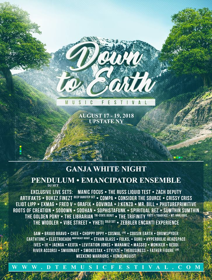 Down To Earth Festival