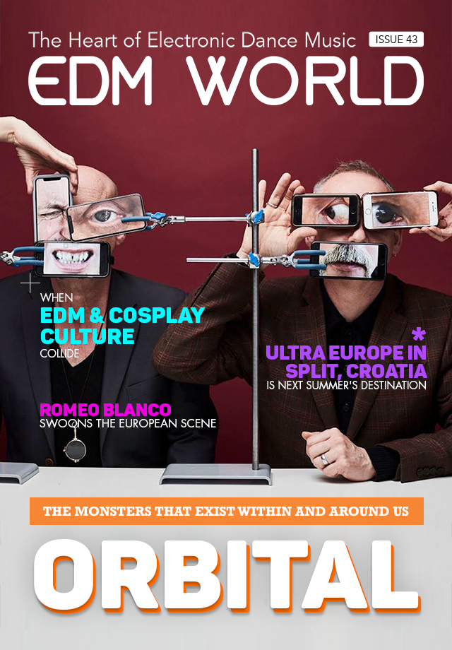 Orbital EDM World Magazine