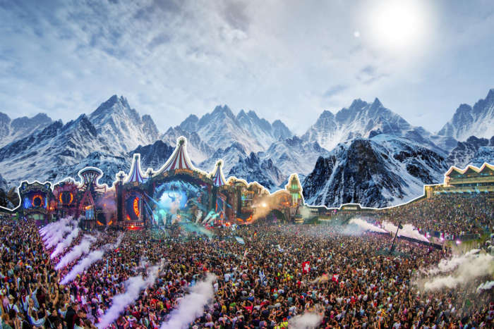 Tomorrowland Winter Announces Their First Headliners - EDM