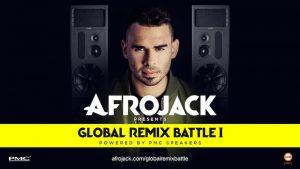 Afrojack Global Remix Battle