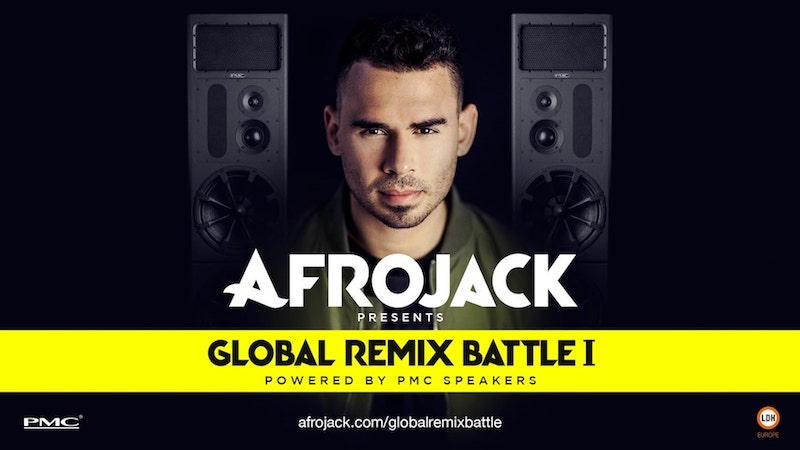 Afrojack remix battle