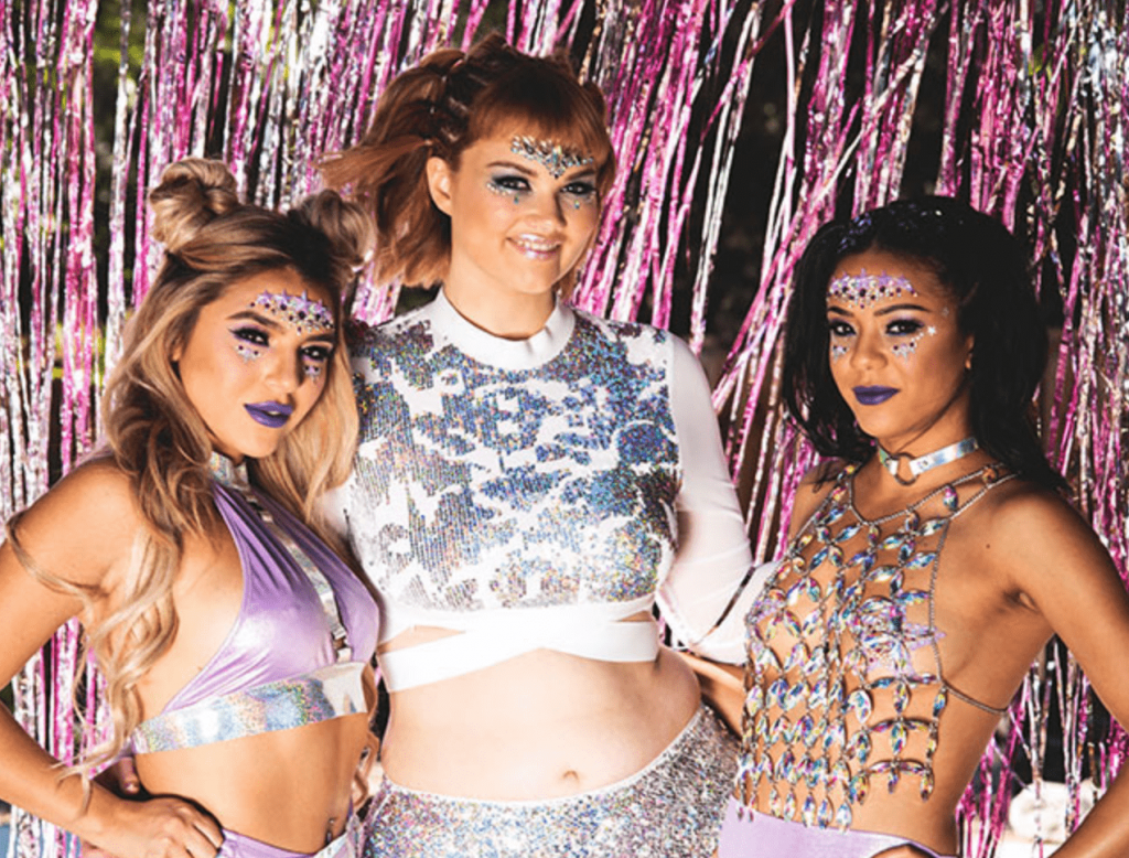 iheartraves glitz & glamour winter collection