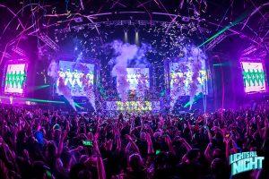 lights all night stage