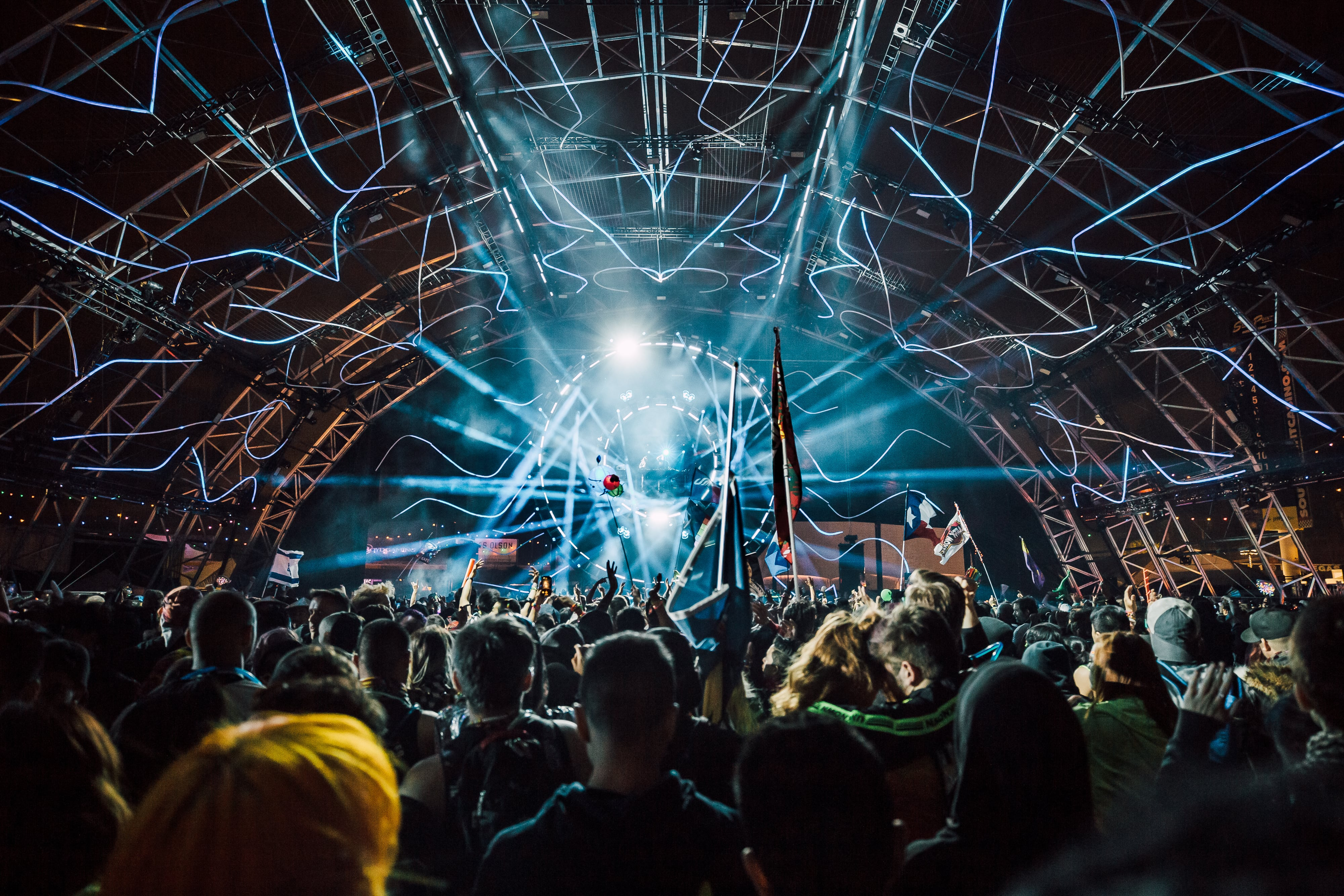 EDC 2019 Dreamstate Stage