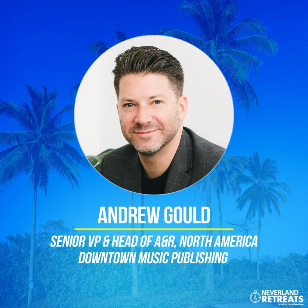 Neverland Retreats Mentor ANDREW GOULD