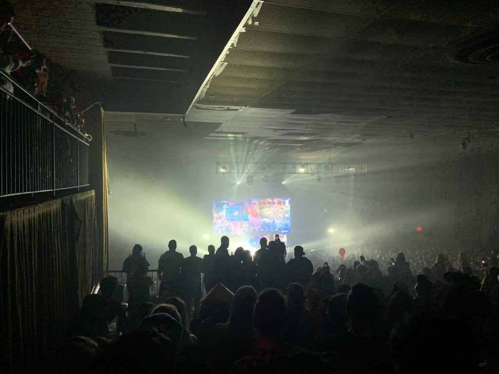 Said the Sky opening for Illenium at Skyway Theatre