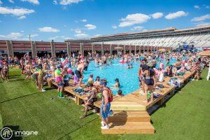 imagine pool party