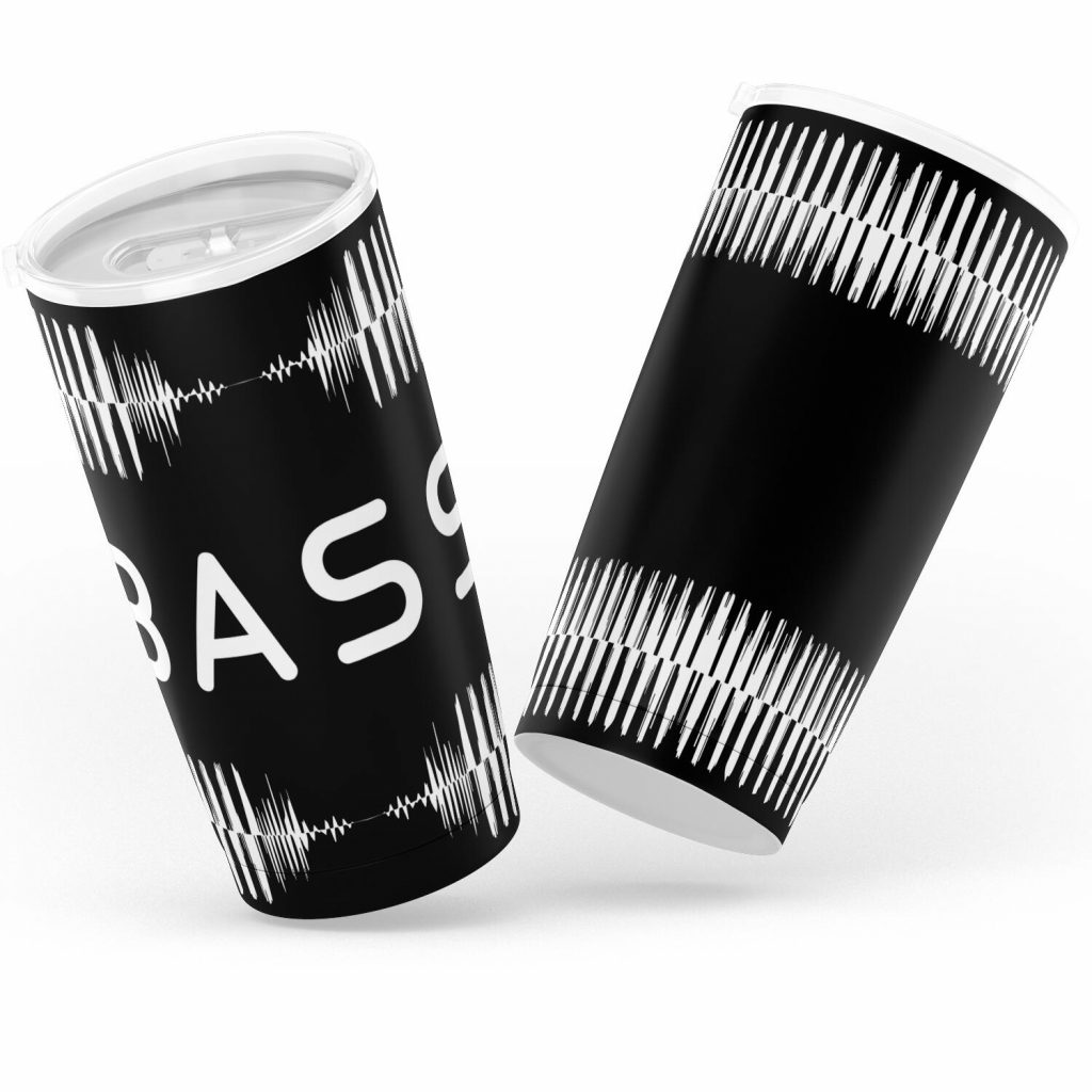 bass lover tumbler edm world