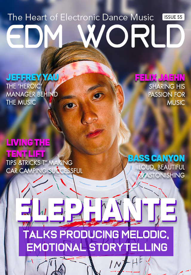 EDM World Magazine - Elephante