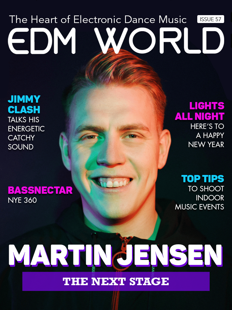 Issue 57 Martin Jensen