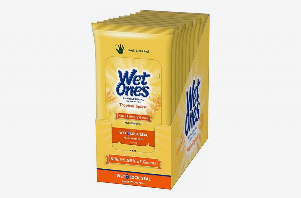 Wet Ones - Top Hygiene Products for a Show or Festival