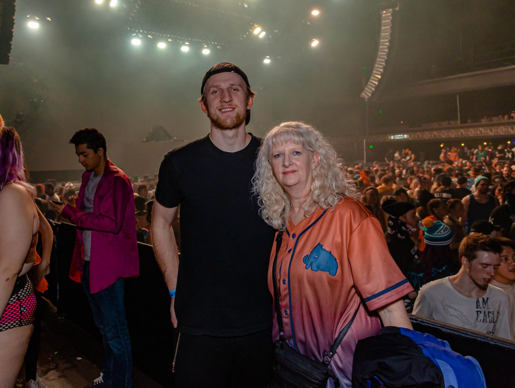 Raving With My Mom