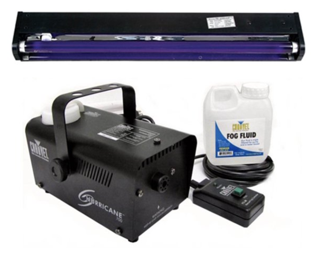 Fog Machine Kit