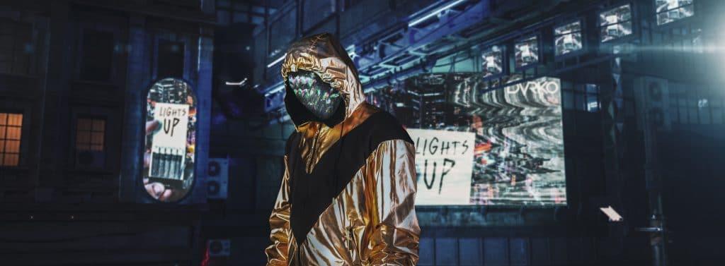 DVRKO Lights Up Promo