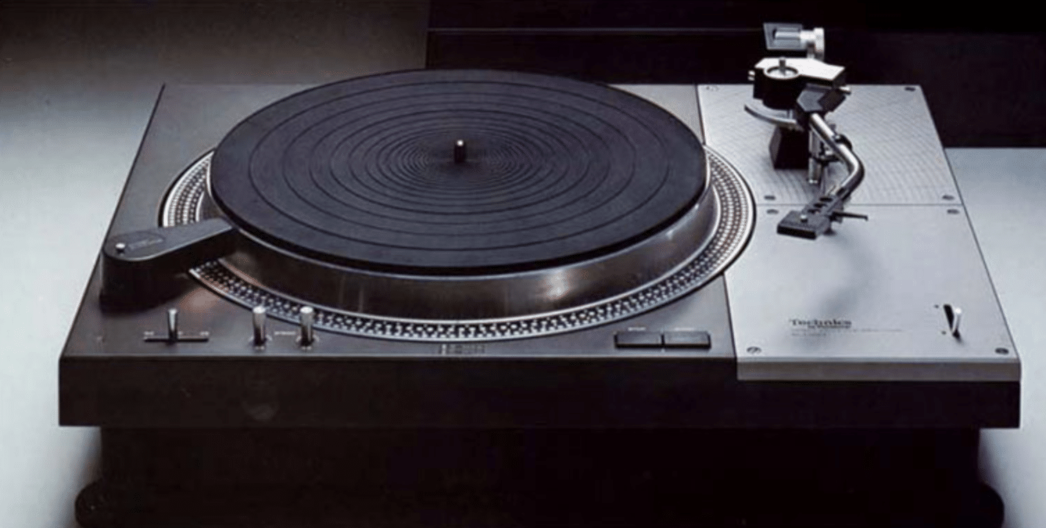 Technics SL-1100 Turntables