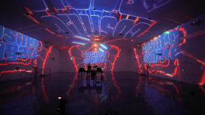 cosmic gate at The Temple House