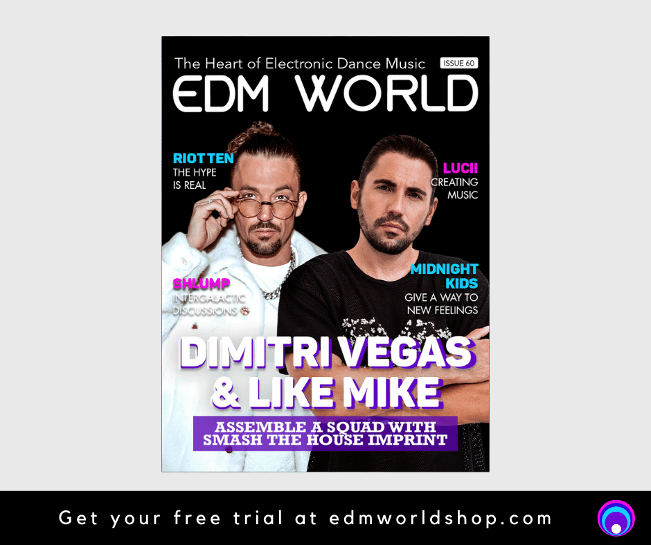 Issue 60 EDM World Magazine - DV&LM