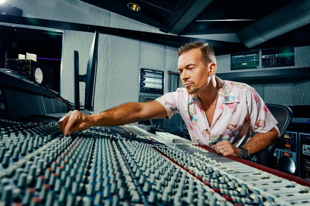 "Damon Sharpe, Producing ""Lost Years"""