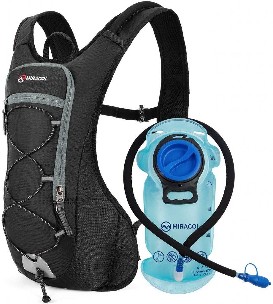 2 liter hydration backpack