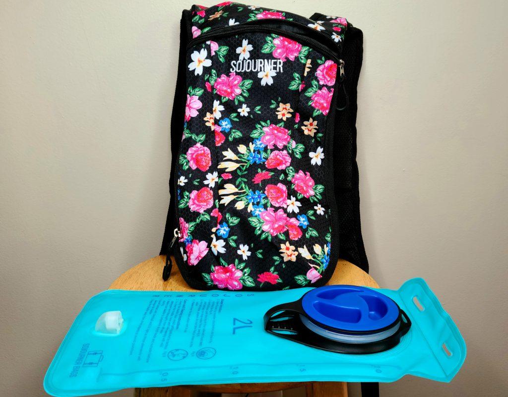 SoJourner hydration backpack