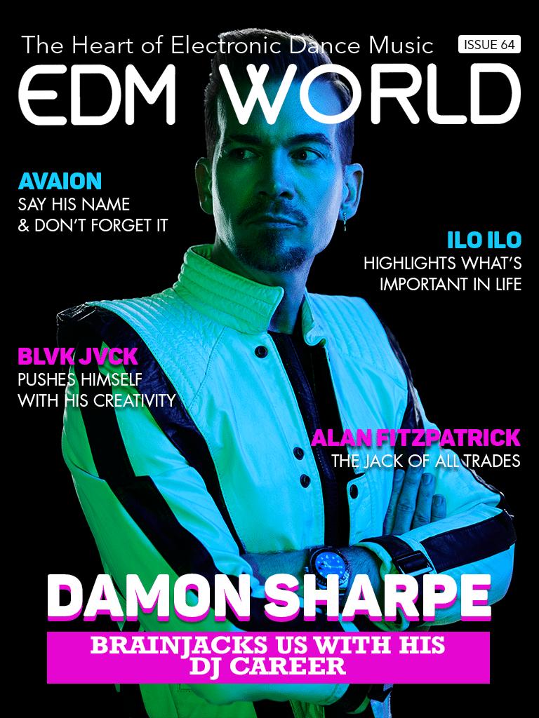 Damon Sharpe Issue 64