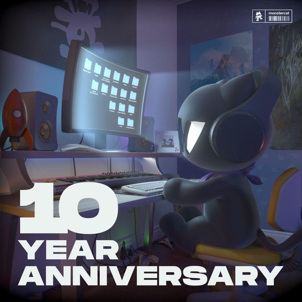 Monstercat 10 Year Anniversary LP