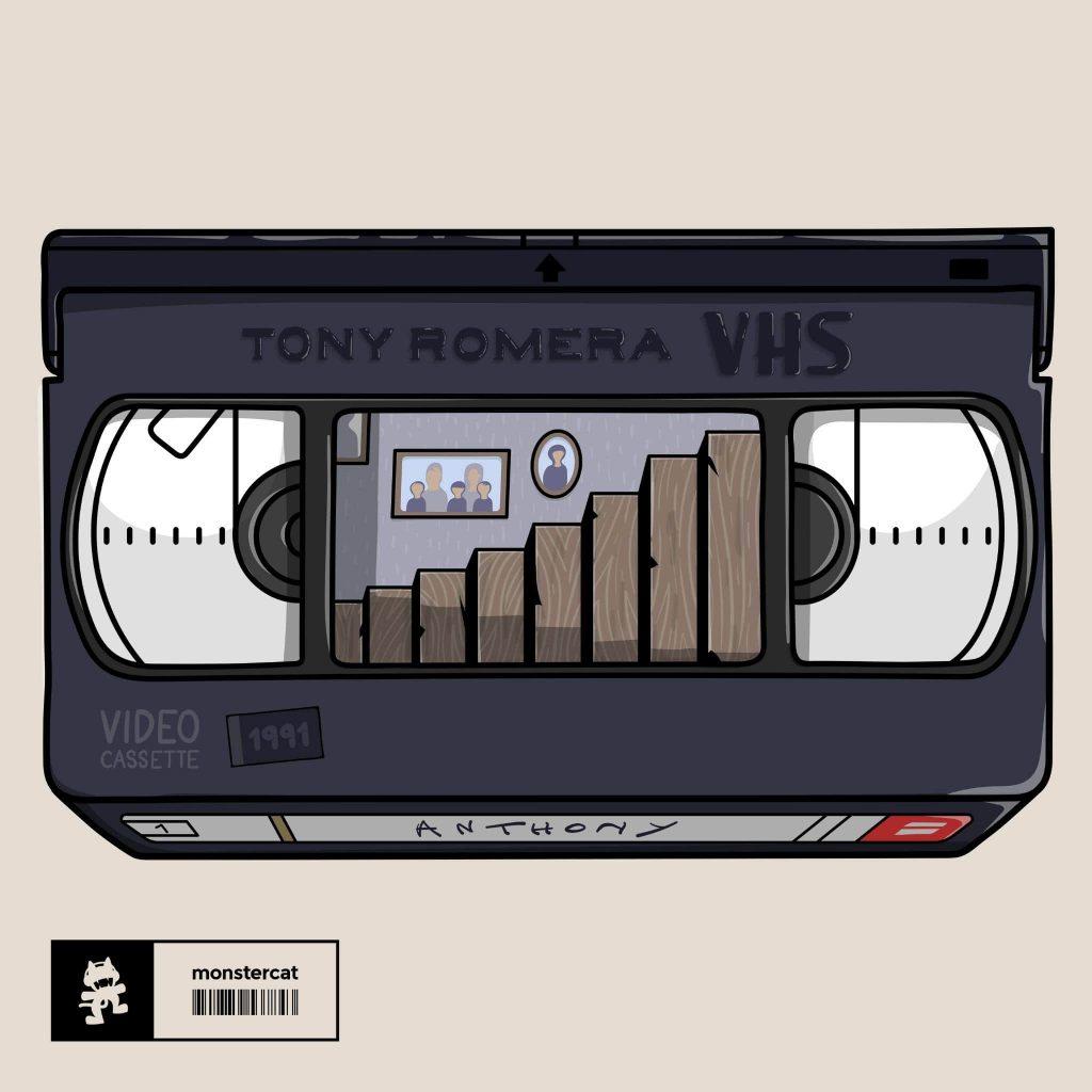 """Tony Romera """"VHS"""""""