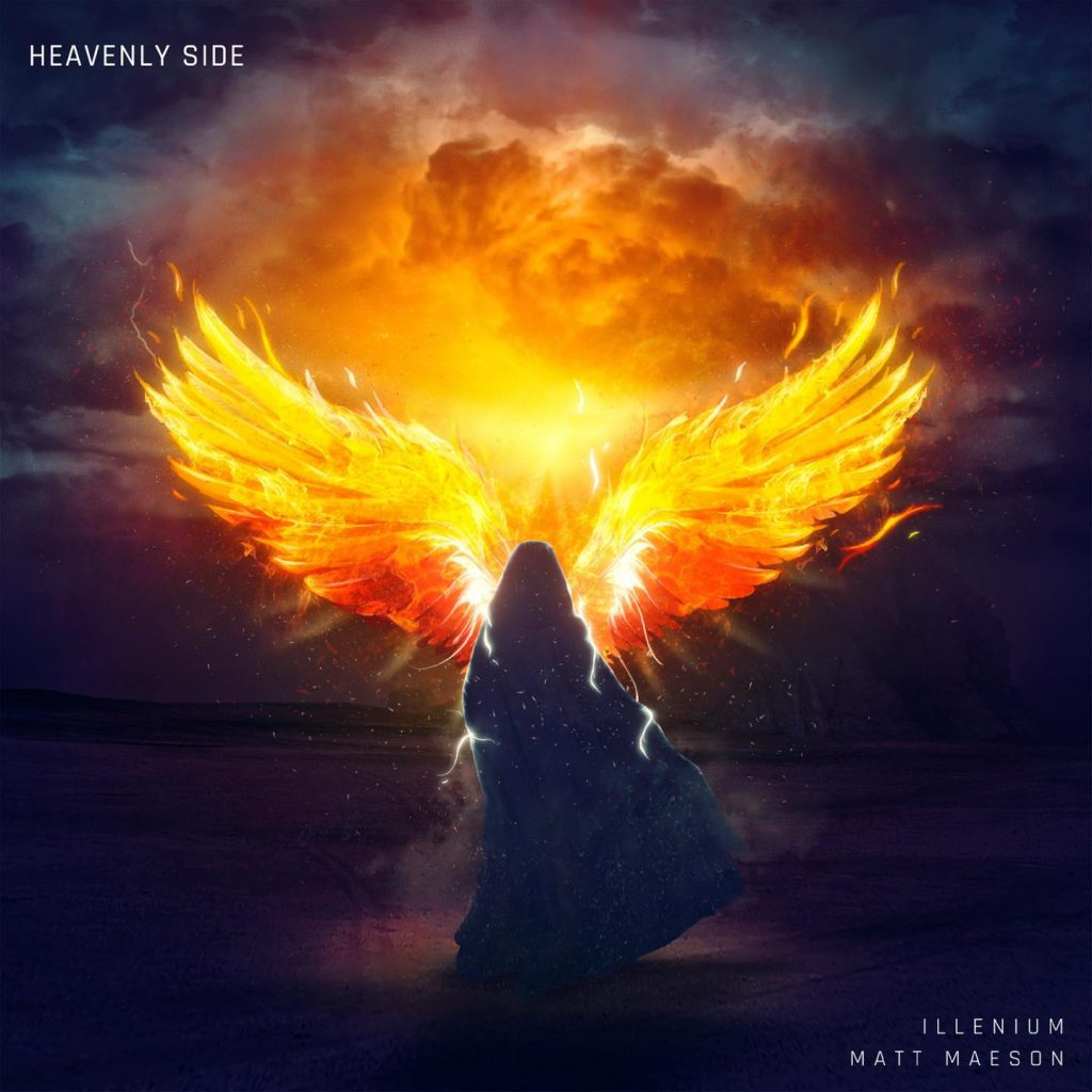 "Illenium ""Heavenly Side"" featuring Matt Maeson"