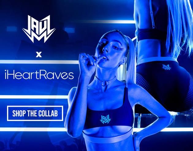 iHeartRaves, Jauz, Collab, Rave Fashion