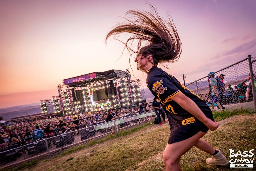 bass canyon 2021, festival, EDM, dupstep