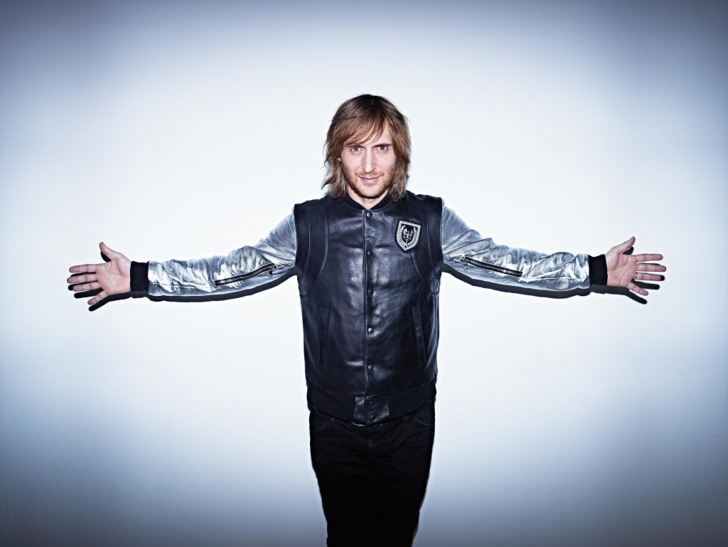 David Guetta Press Shot
