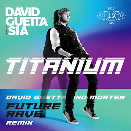 """""""Titanium"""" (Future Rave Remix) Artwork"""