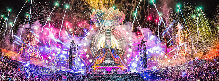 Top EDM Festivals in the world