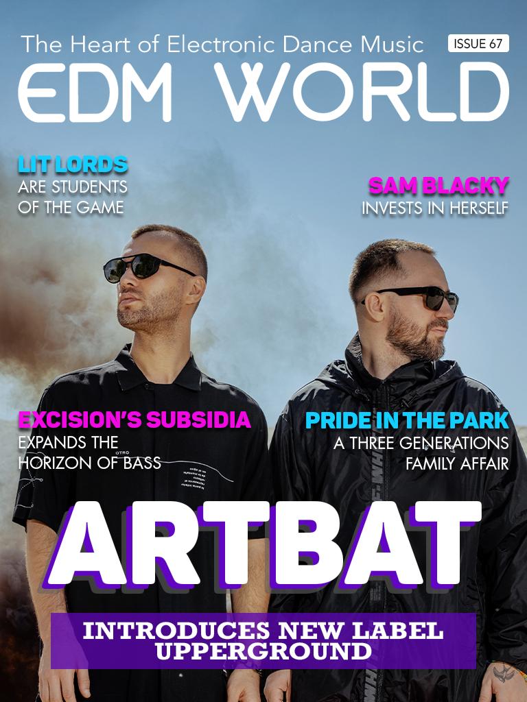 issue 67 artbat edm world magazine