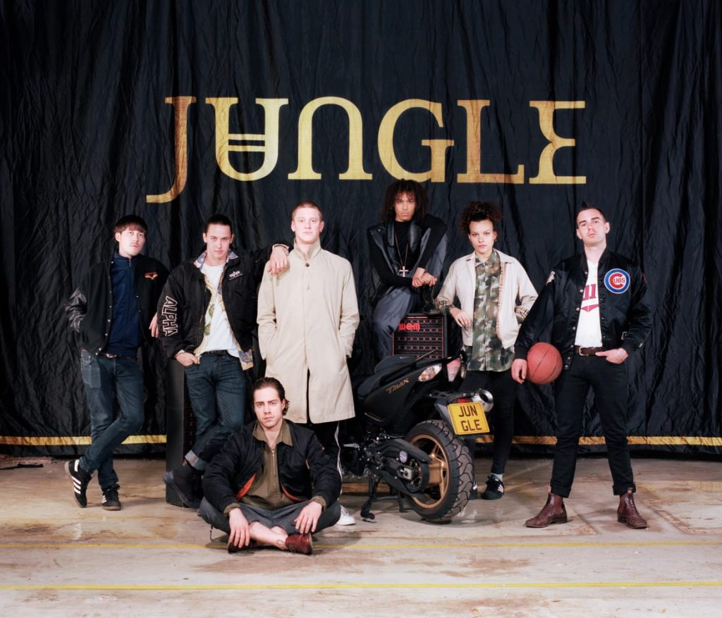 Jungle, band, alternative, rock, electronic