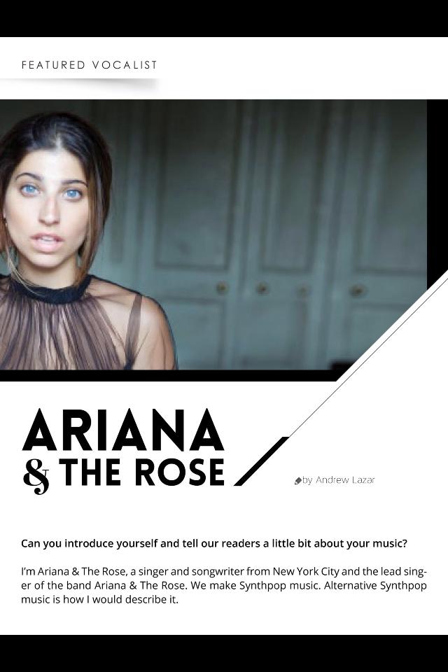 Ariana Screenshot Issue 7