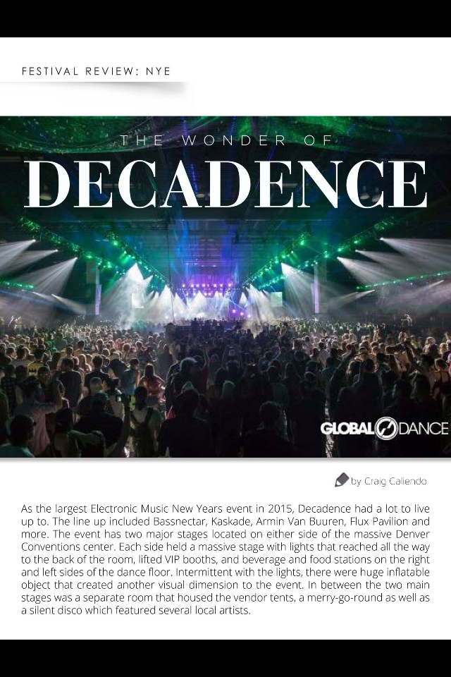 Decadence Issue9 preview